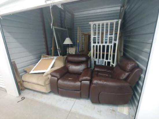 Storage Unit 2148 10x15 heated and cooled unit Location: Lexington, SC