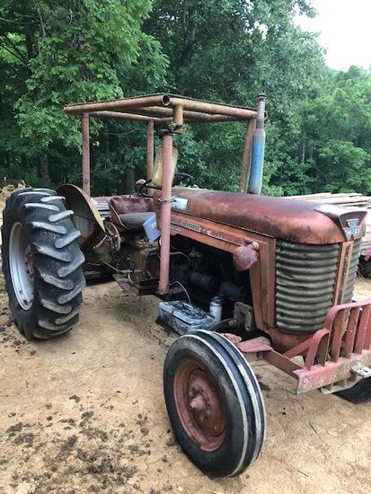 Massey Ferguson Tractor 65 with Perkins diesel