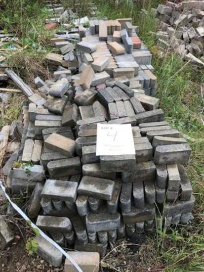 Pavers Rounded 2 bundles sold together as one unit