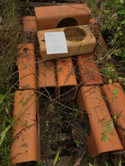 Drainage Pipe CLAY 1 Bundle