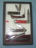 English made pocket knives and straight razors