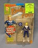 Fantastic Four Invisible Woman action figure