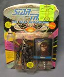 Vintage Star Trek The Borg action figure