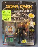 Vintage Star Trek action figure: Q