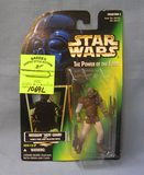 Star Wars action figure: Wee Quay Skiff Guard