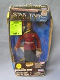 Star Trek action figure Capt. Benjamin Sisco