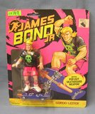 James Bond Jr. action figure