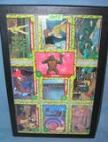 Teenage Mutant Ninja Turtles collector cards