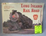 Long Island Rail road book by Fred Kramer
