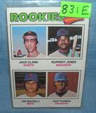 Lee Mazzilli/Jack Clark/Rupert Jones baseball card