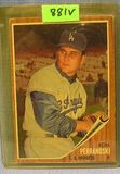 Vintage Ron Perranoski rookie baseball card