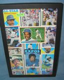 Vintage Andre Dawson all star baseball cards