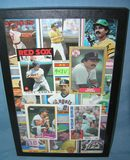 Vintage Tony Armas all star baseball cards
