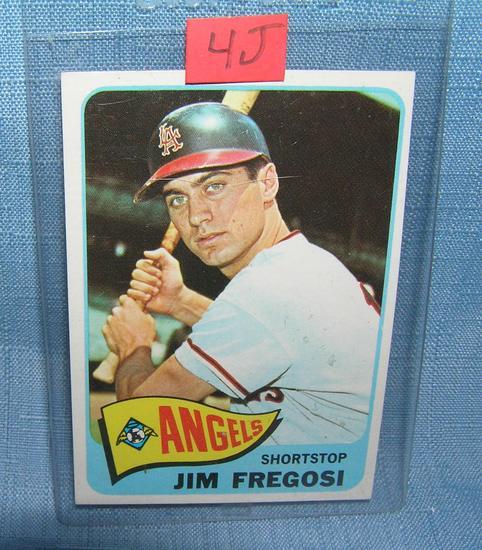 Jim Fregosi all star baseball card