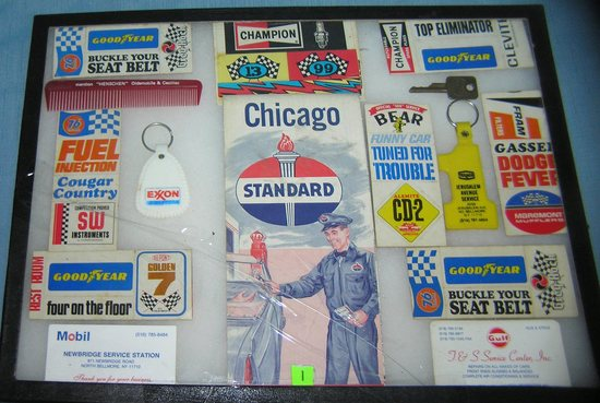 Automotive collectibles great vintage collection