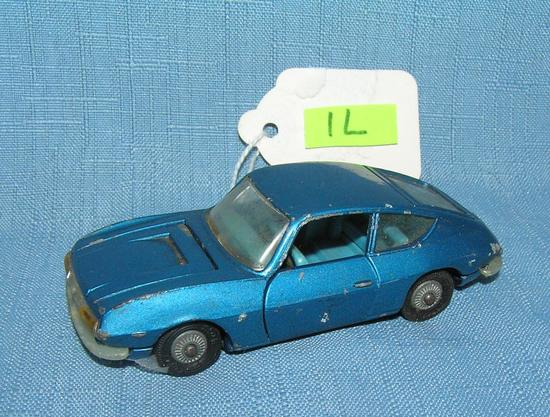 Vintage Corgi Toys Lancia Fulvia sport Zagato