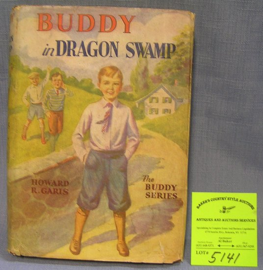 Buddy in the Dragon swamp