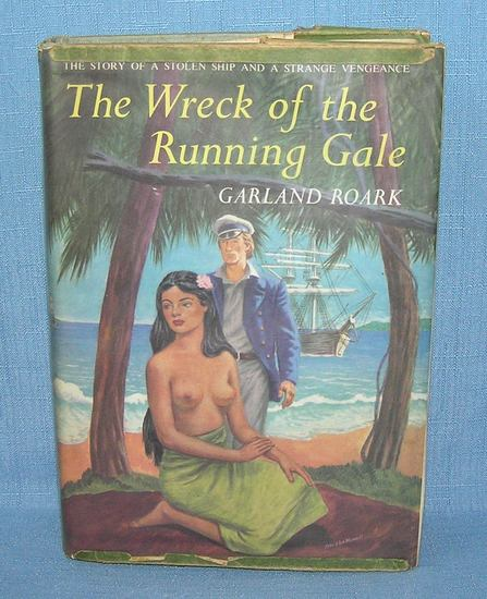The Wreck Of The Running Gale by Garland Rauck