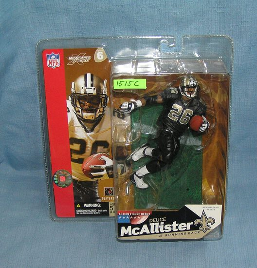 Deuce McAllister football sports figure