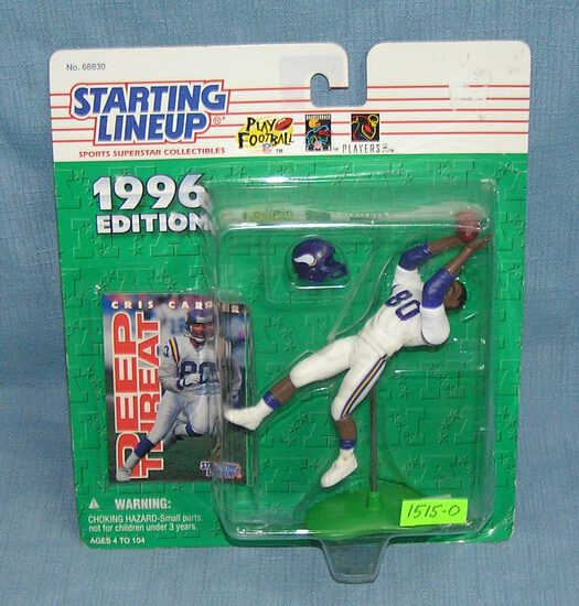 Chris Carter football sports figure