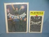 Pair of Peter Pan promotionals