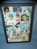 Collection of early NY Mets all star baseball cards