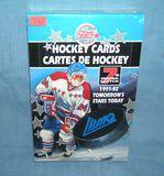 Hockey stars factory sealed box of hockey cards