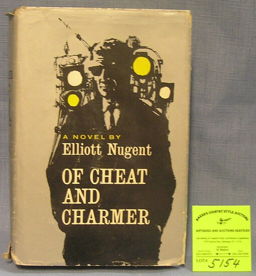 Elliot Nugents of cheat and charmer