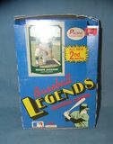 Box of Vintage Baseball cards