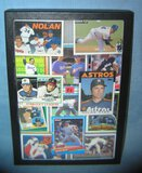 Large collection of Nolan Ryan all star baseball cards