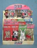 Vintage PEZ cuddle cubs Petz 3 complete sets