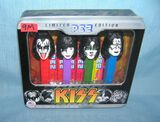 Kiss character Pez collection limited edition