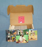 Topps Stadium Club 1993 complete baseball card set