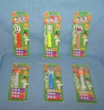 Pez figural Holloween related candy dispensers