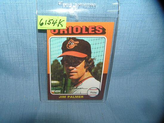 Jim Palmer vintage all star baseball card