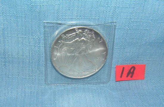 Walking Liberty silver double eagle