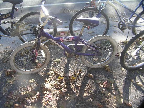 Magna looking good girl's bike