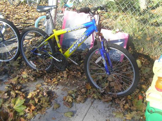 Huffy Stone Mountain mountain bike