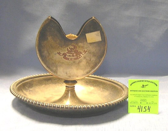 Antique Forte Fidele presentation piece