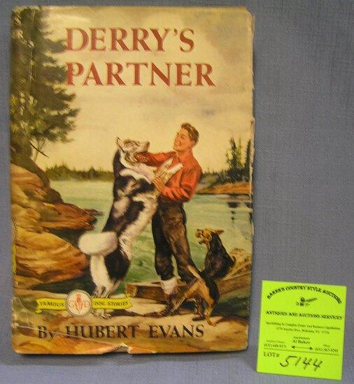 Derrie's partner book