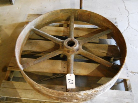 "36"" Pulley"