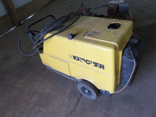 Karcher HDS 580 Pressure Washer
