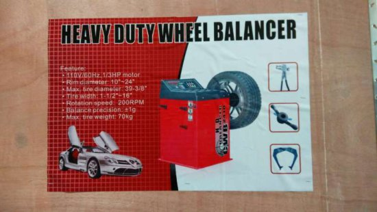 NEW Wheel Balancer