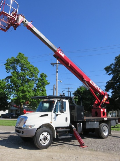 2007 International 4300 Bucket Truck