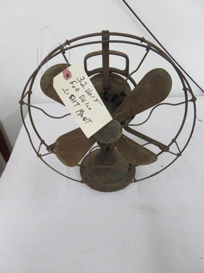 32 V Fan For Delco Light Plant