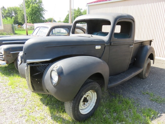 41 Ford Pick Up