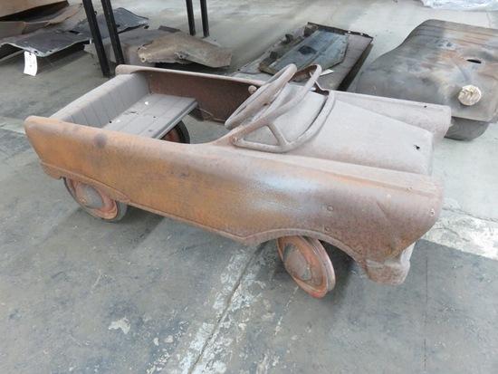 1958 Ford Peddle Car