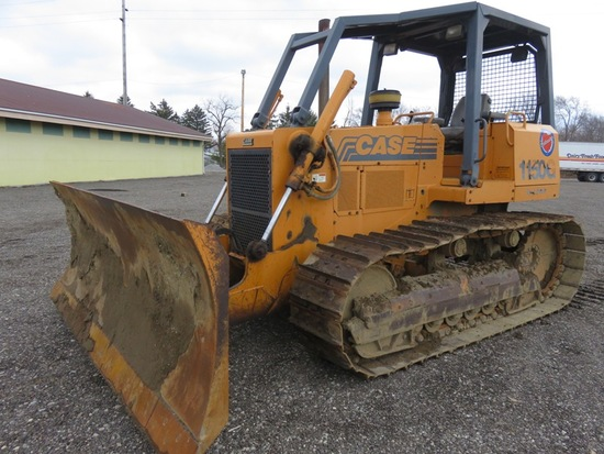 1998 Case 1150G LT Crawler