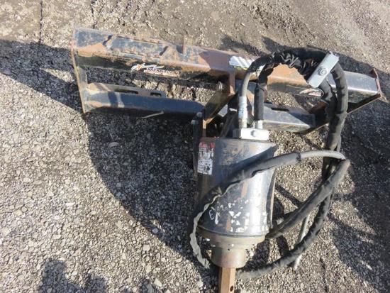 2002 McMillen X1475 Skid Steer Auger