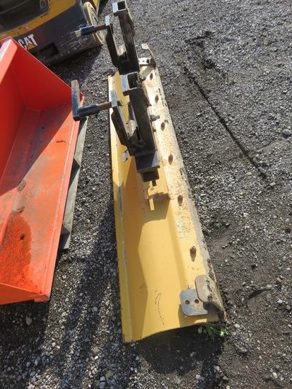 7' Forklift Blade